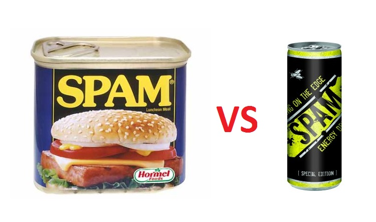 hay copia SPAM VS SPAM