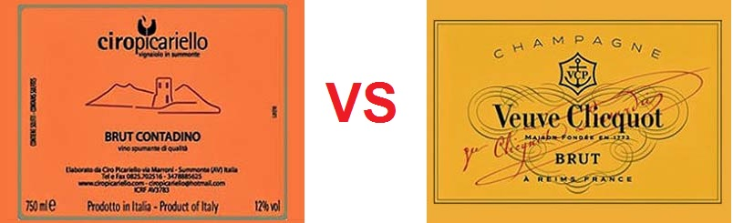 Ciro Picariello VS Veuve Clicquot