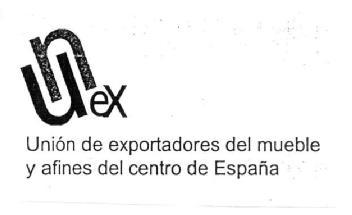 Unex union de exportadores del mueble y afines del centro for Centro industrial del mueble