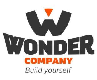 wonder company  W WONDER COMPANY BUILD YOURSELF